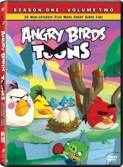 Angry Birds Toons - eizoen 1 - volume 2