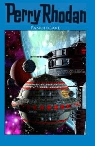 Cover Perry Rhodan Fanboek