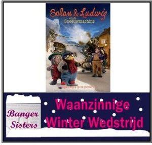 Waanzinnige Winter Wedstrijd - 3 Bioskaartjes