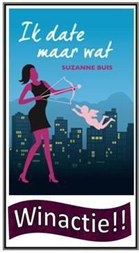 Winactie Ik date maar wat – Suzanne Buis