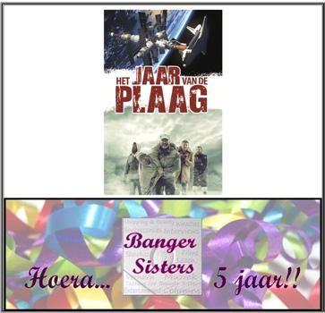 17. Banger Sisters 5 jaar! Win Het jaar van de plaag - Jeff Carlson!