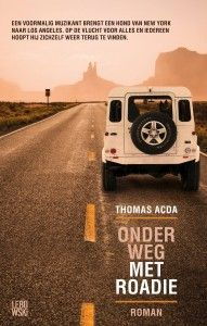 12 sept. Blogtour Onderweg met Roadie – Thomas Acda