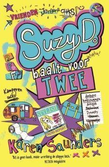 Suzy D baalt voor twee - Karen Saunders