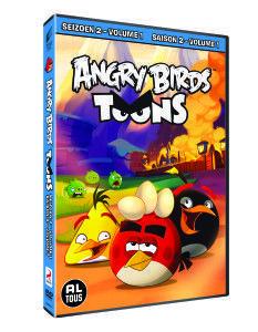 Angry Birds Toons - Seizoen 2 Deel 1
