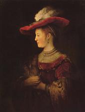 Rembrandt van Rijn, Saskia van Uylenburgh