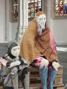 Folkert de Jong, Heritage, 2009, Rabo Kunstcollectie. Foto: Peter Cox