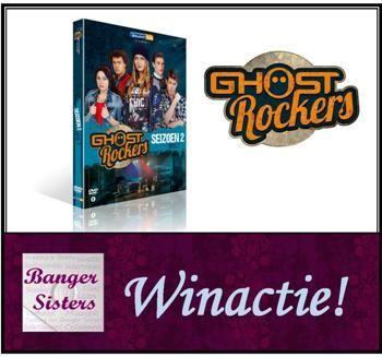 Winactie Win de dvd van Ghost Rockers – seizoen 2