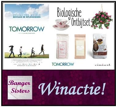 Winactie Win een filmpakket van Tomorrow!
