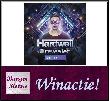 Winactie Win Hardwell Presents Revealed Volume 7 van DJ Hardwell
