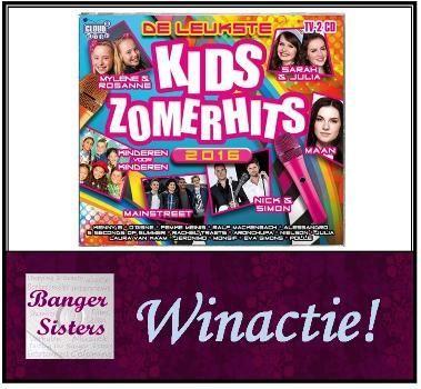 Winactie Win De Leukste Kids Zomerhits 2016