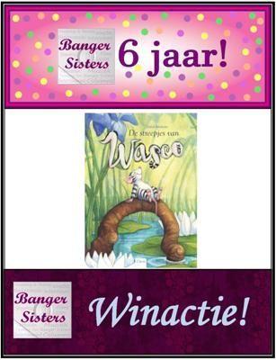 15. Banger Sisters 6 jaar! Win De streepjes van Wasco