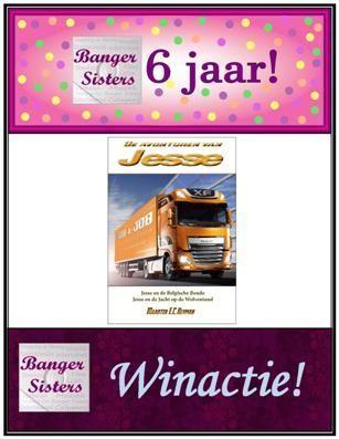 22. Banger Sisters 6 jaar! Win De Avonturen van Jesse van Maarten Heyman!