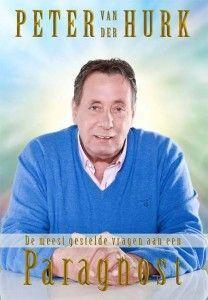 Cover De meest gestelde vragen aan een paragnost - Peter van der Hurk
