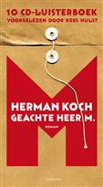 BS - Luisterboek; Geachte heer – Herman Koch