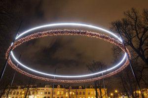 Object O Amsterdam Light Festival ©Janus van den Eijnden