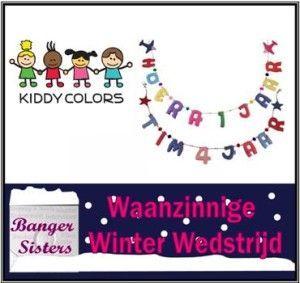 Waanzinnige Winter Wedstrijd - 22 KiddyColors
