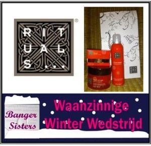 Waanzinnige Winter Wedstrijd - 24 Rituals
