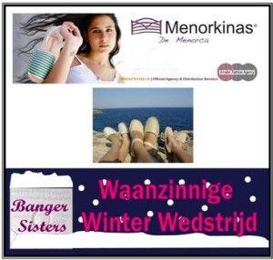 Waanzinnige Winter Wedstrijd - 28 Menorkinas volwassenen
