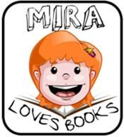 logo Mira Loves Books