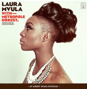 Laura Mvula met het Metropool Orkest live in Amsterdam