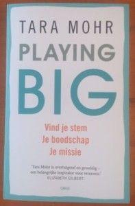 Playing Big – Tara Mohr