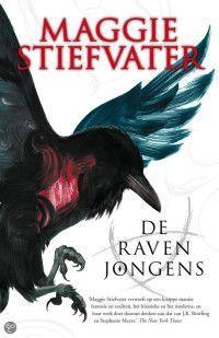 De Ravenjongens – Maggie Stiefvater