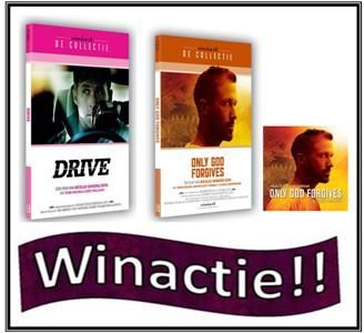 Winnen! dvd van Drive & dvd + cd soundtrack van Only God Forgives!