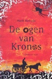 De ogen van Kronos – Marie Rutkoski