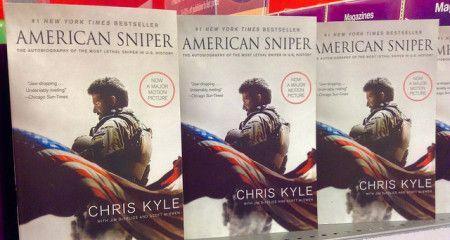 American Sniper met hoofdrollen van Bradley Cooper en Sienna Miller