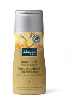 Kneipp beauty geheim douche olie packshot
