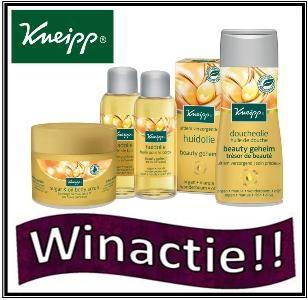 Winactie Kneipp Beauty Geheim