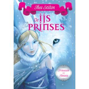 Prinsessen van Fantasia De IJsprinses - Thea Stilton