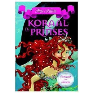 Prinsessen van Fantasia De Koraalprinses - Thea Stilton