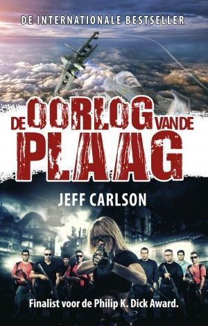 Cover Oorlog vd Plaag front