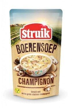 Boerensoep champignon van Struik