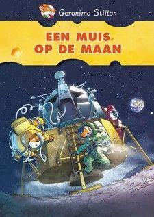 Een muis op de maan