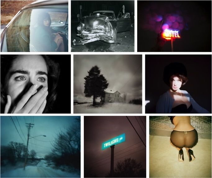 Todd Hido - Selections from a Survey - Khrystyna's World. Courtesy of Galerie Alex Daniëls Reflex Amsterdam and Todd Hido. Formaten: 50x60 cm (editie 10), 75x100 cm (editie 5), 120x150 cm (editie 3), 180x230 cm (editie 1)