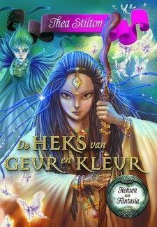 deel 6 van De Heksen van Fantasia- De Heks van Geur en Kleur!