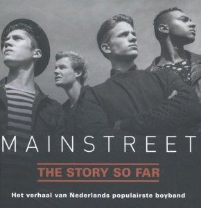 Mainstreet, the story so far – Kristel van den Brink