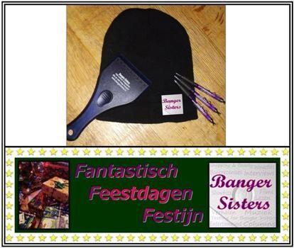 1. Fantastisch Feestdagen Festijn- Win een Banger Sisters Fanpakket!