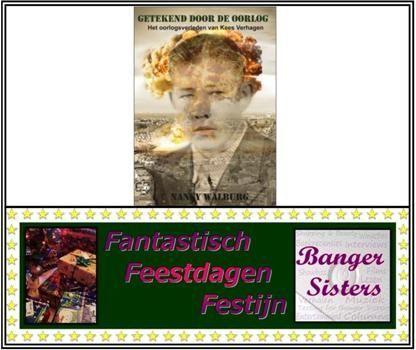 13. Fantastisch Feestdagen Festijn- Win Getekend door de oorlog van Nancy Walburg!