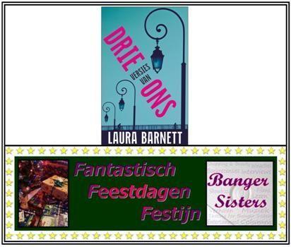 18. Fantastisch Feestdagen Festijn- Win Drie versies van ons van Laura Barnett!