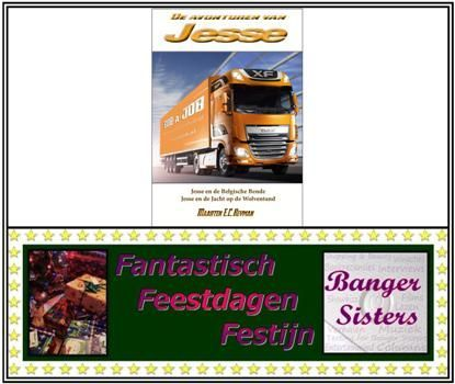 19. Fantastisch Feestdagen Festijn- Win De avonturen van Jesse van Maarten Heyman!
