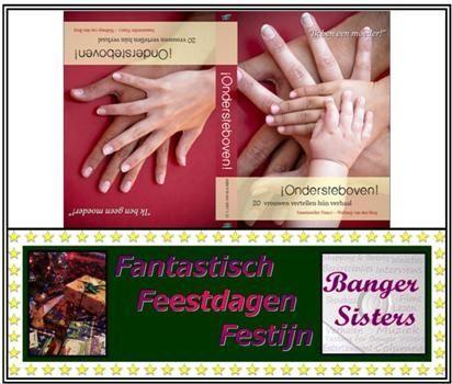 23. Fantastisch Feestdagen Festijn- Win ¡Ondersteboven! van Nancy Walburg!