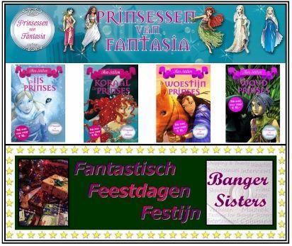 24. Fantastisch Feestdagen Festijn- Win De prinsessen van Fantasia