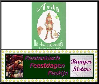26. Fantastisch Feestdagen Festijn- Win het luisterboek  Arda, het Aardrijkkaboutertje van Dagmar van der Krift!