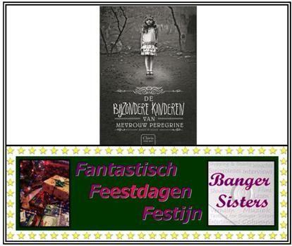 29. Fantastisch Feestdagen Festijn- Win De bijzondere kinderen van Mevrouw Peregrine van Ransom Riggs!