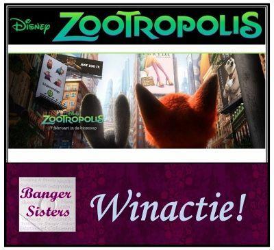 Winactie Zootropolis