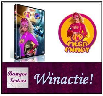 Winactie Win de dvd van Mega Mindy VS. Rox!