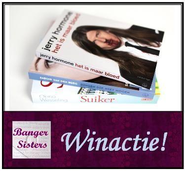 Winactie Win een boekenpakket van De Kaft